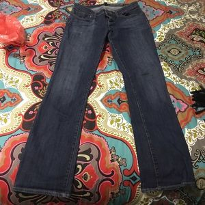 Gap premium bootcut jeans